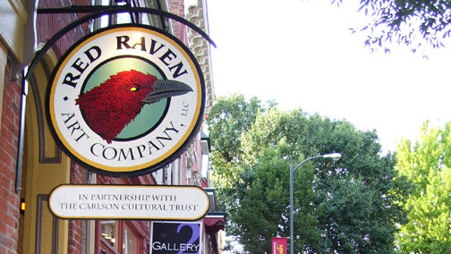 Red Raven Art Company
