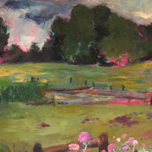 Farm in Pink